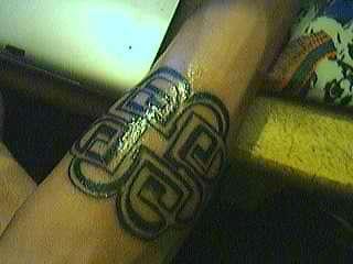 Breaking benjamin logo altered tattoo for Breaking benjamin tattoo