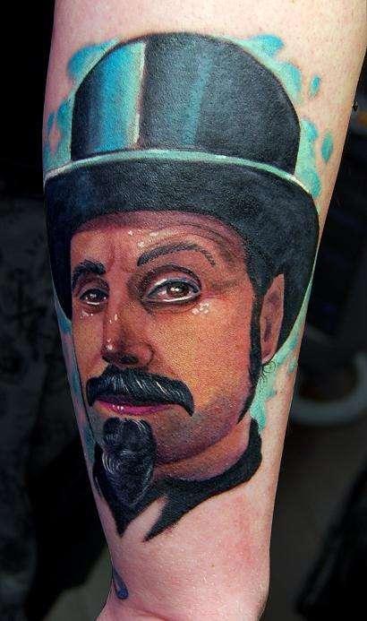 serj tankian tattoo