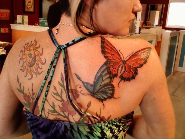 The final piece tattoo