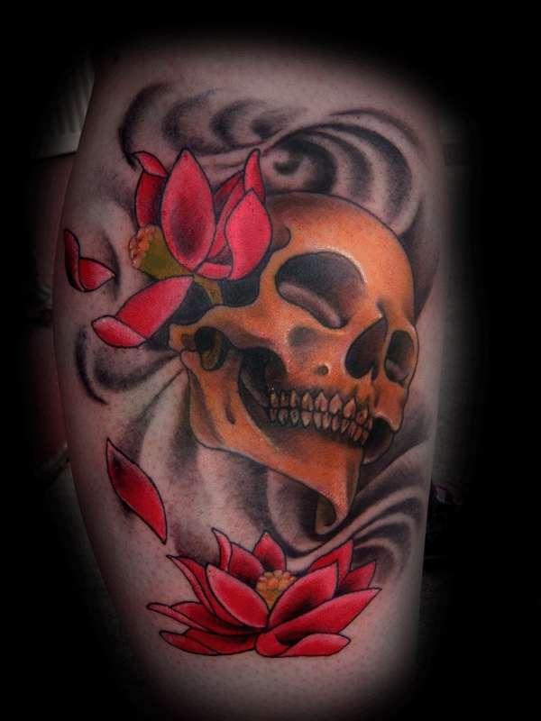 Tattoo by Chris Bucher @ Body Mods tattoo