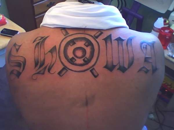 showa tattoo