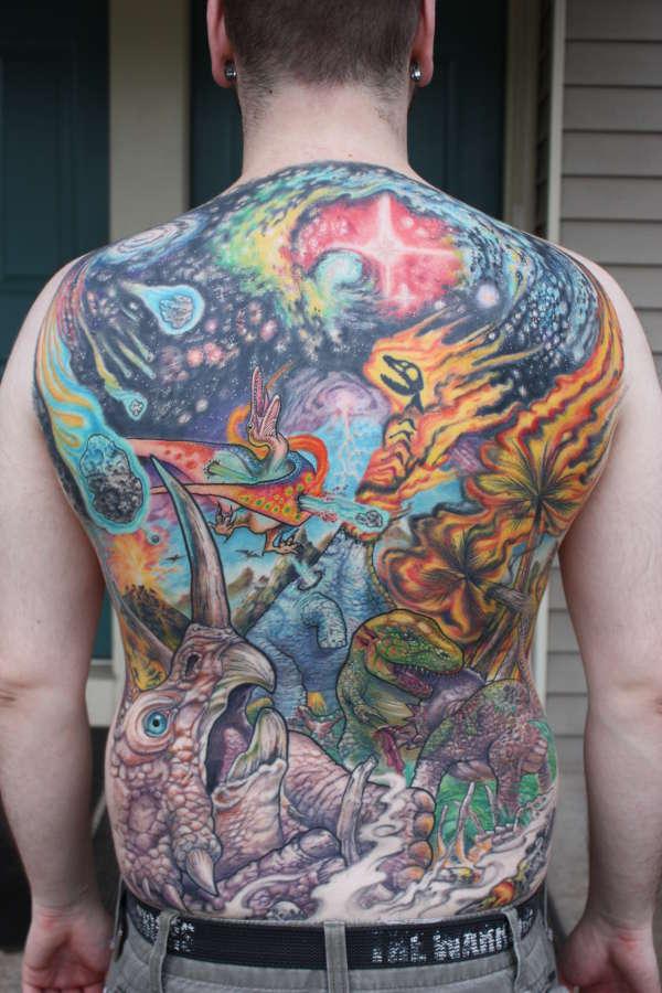 Kid ink tattoos on arm