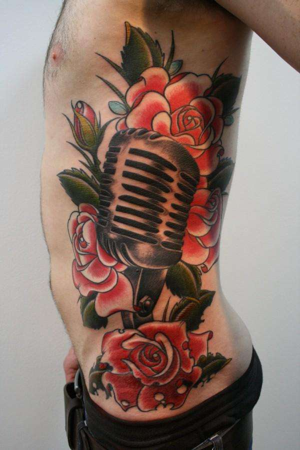 For the love tattoo