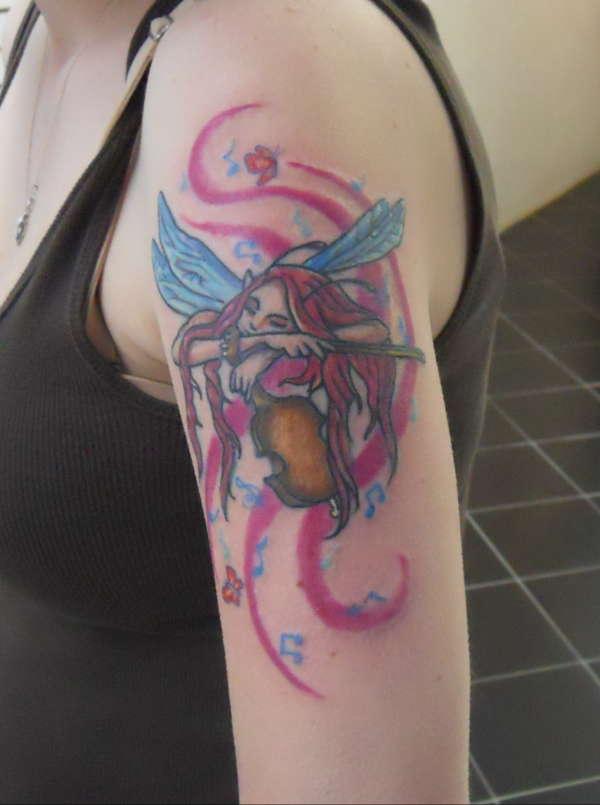 sweet dreams tattoo
