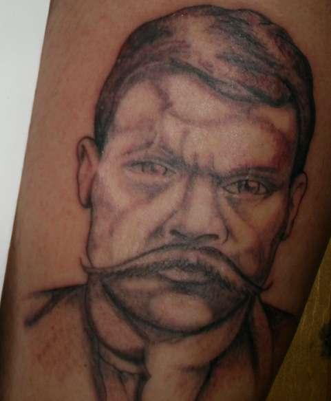 Emiliano zapata tattoo for Emiliano zapata tattoo