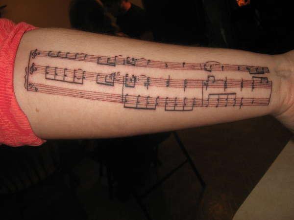 Come together tattoo