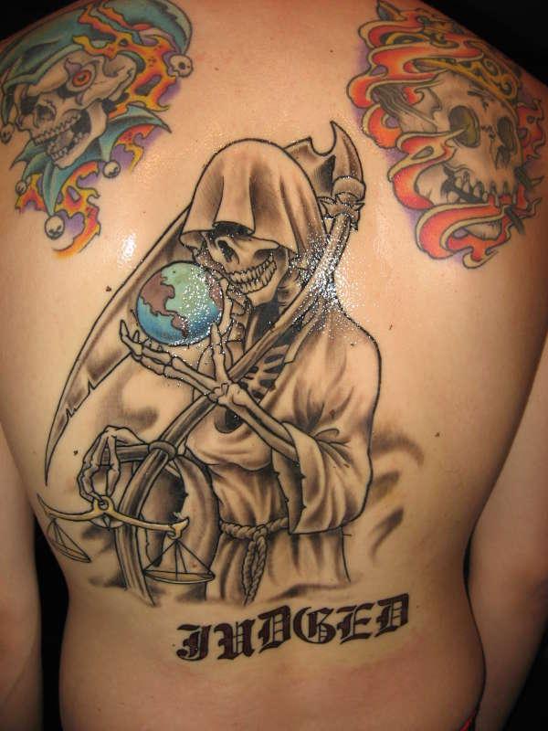 Death Star Tattoo Small: My Full Back So Far!! Tattoo