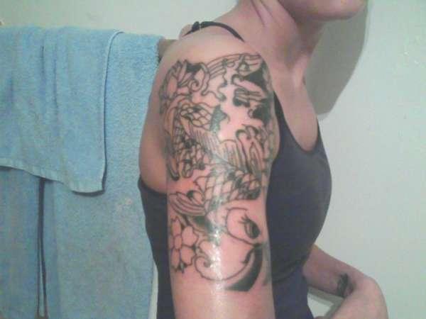 1 4 sleeve tattoo pics