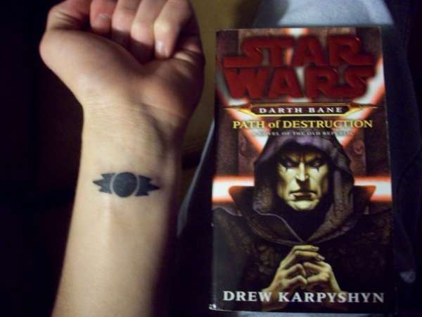 Sith Symbol Tattoo - Tattoo Collections