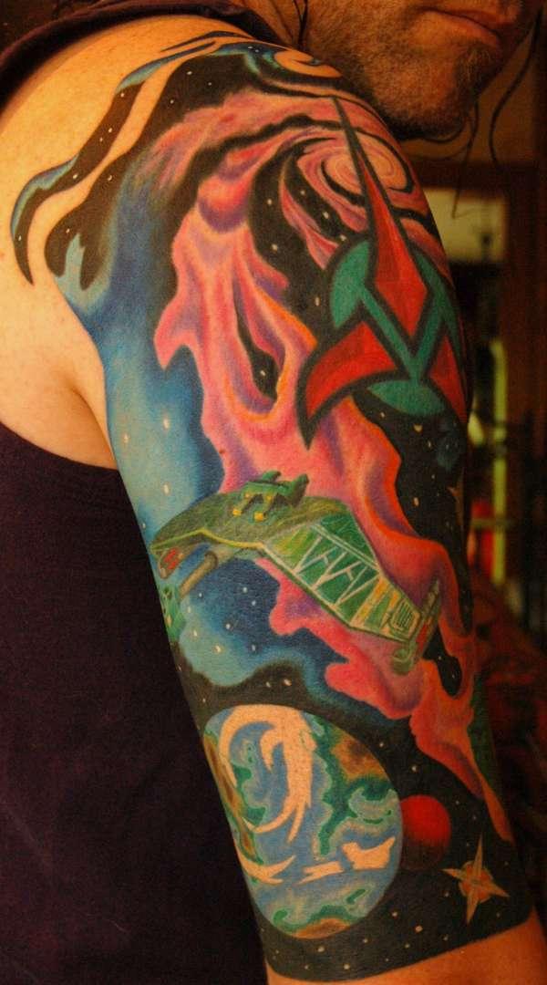 star trek tattoo 3 tattoo