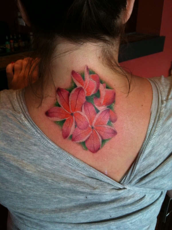 Exotic Flower Tattoos: Exotic Flower Tattoo