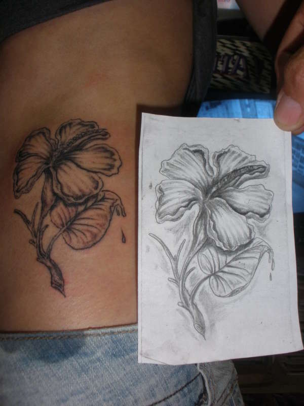 flor de maga tattoo