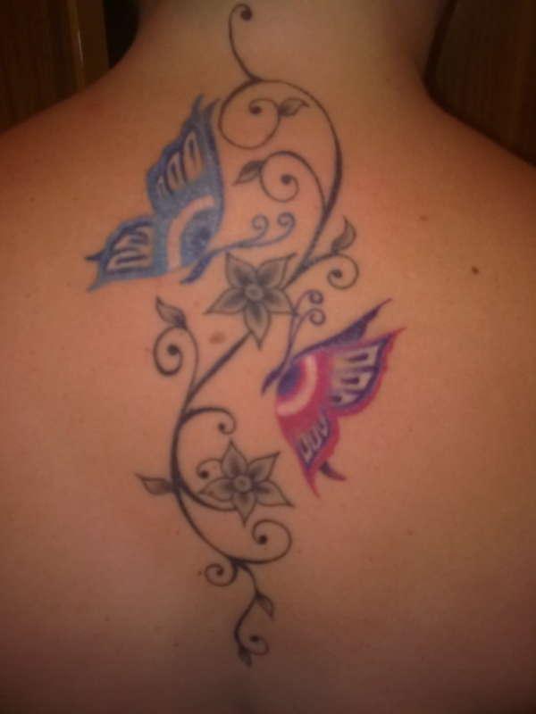 Back Tattoo tattoo