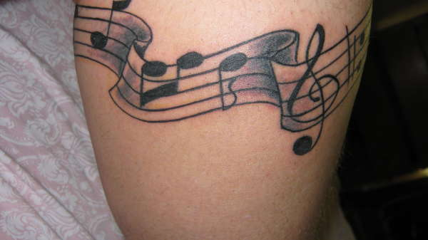 picclo trumpet solo to penny lane by the beatles tattoo