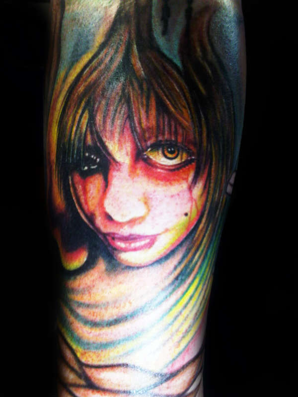 dead girl 2 tattoo