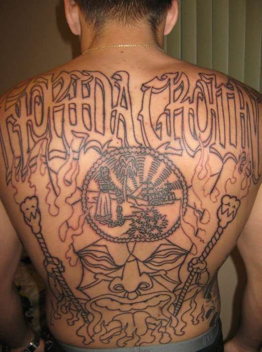 florida grown tattoo