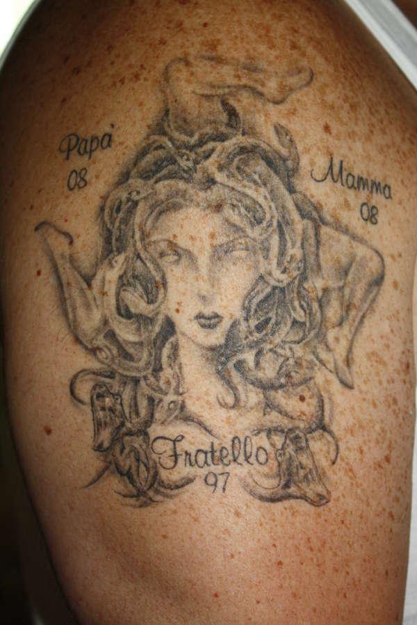Ancient Sicilian Tattoos