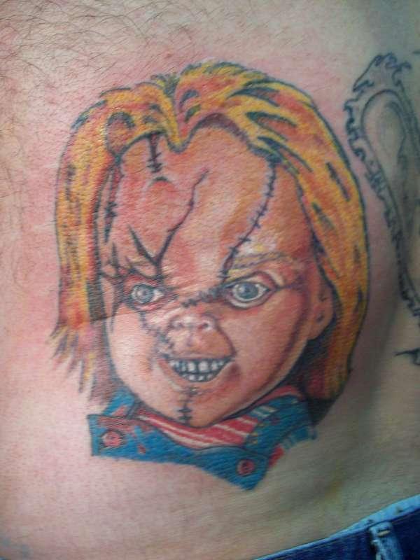 Chuckie tattoo for Inked temptations tattoo studio