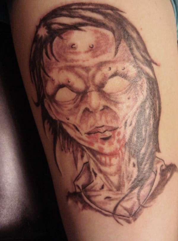 Zombie.. tattoo