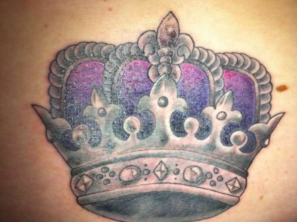 "Stephanie - Meaning ""Crown"" in Greek tattoo"