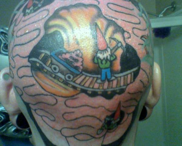 BrainSlaving tattoo