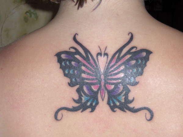 closer view tattoo