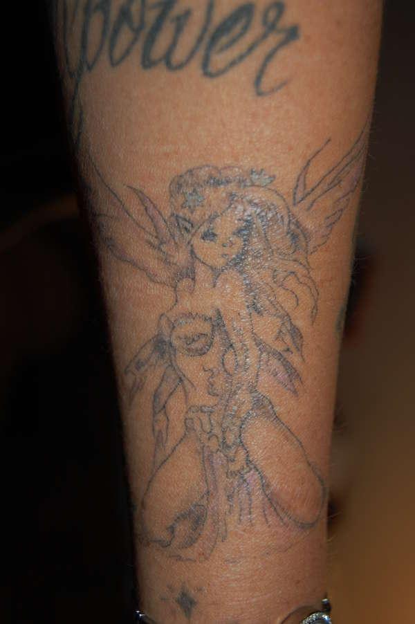Fiary tattoo