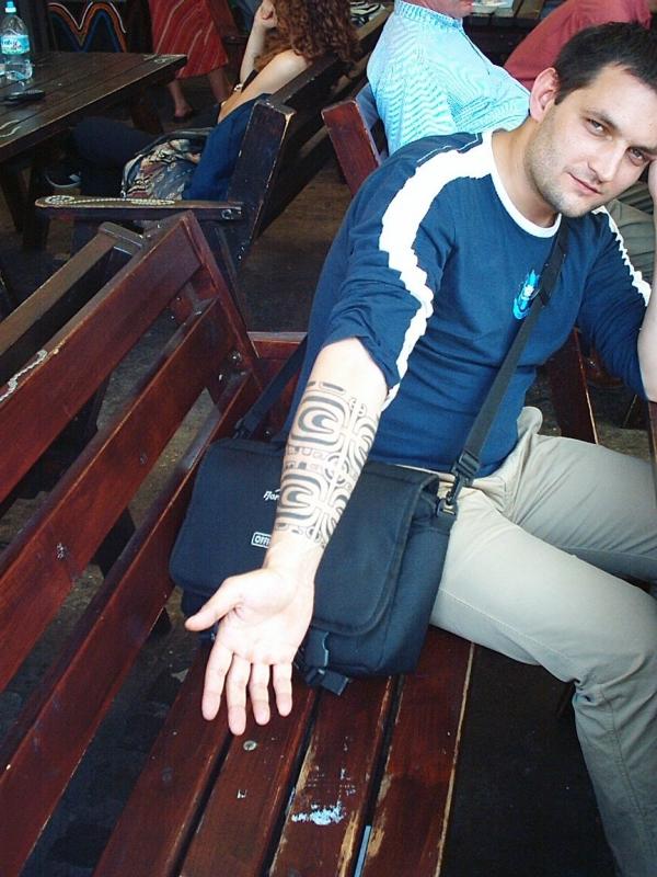 Islander tattoo