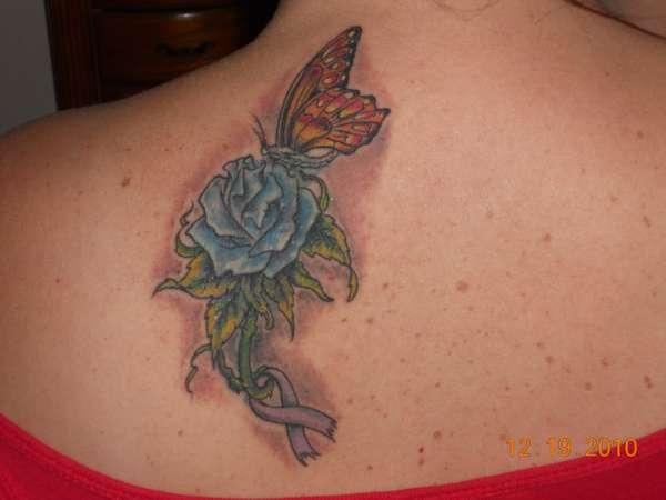 Hodgkins Lymphoma Surivor Tattoo tattoo