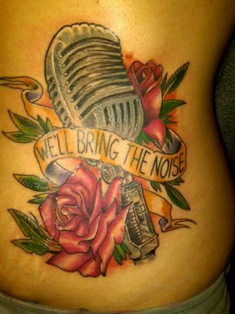 a day to remember tattoo A Day To Remember Quotes Tattoos