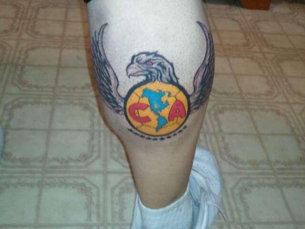 tattoo futbol