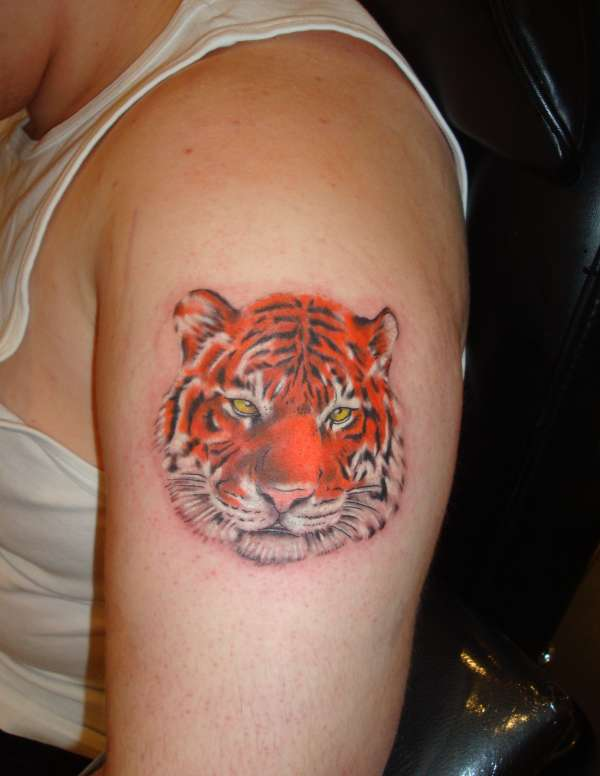 tiny the tiger tattoo