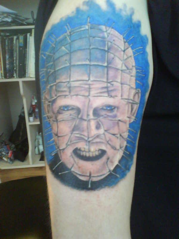Pinhead! tattoo