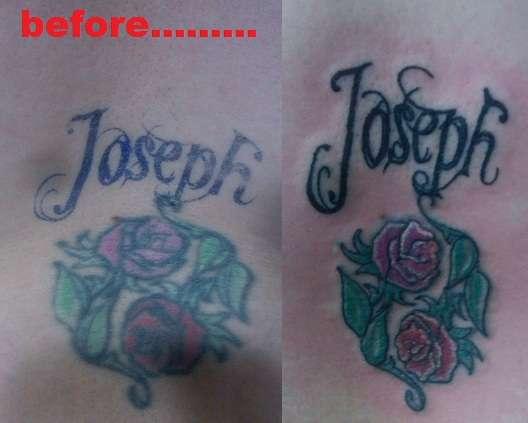 lycan tattoo tattoo