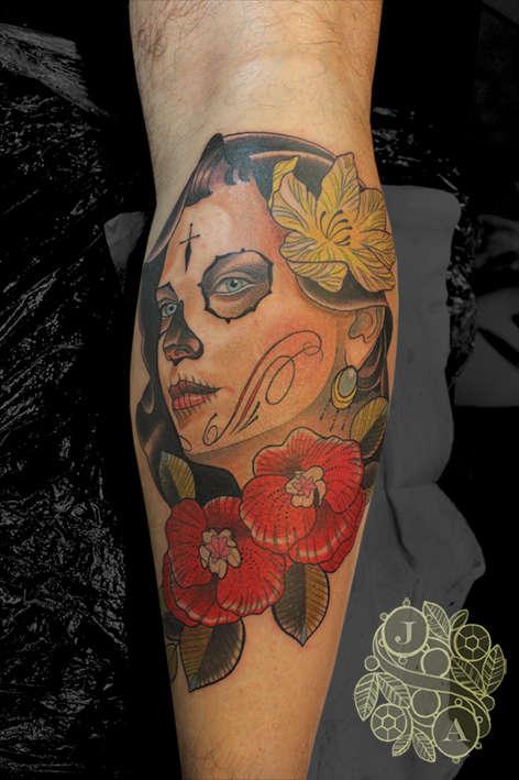 My Maria tattoo