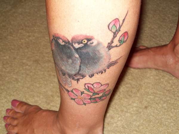 my little birds tattoo