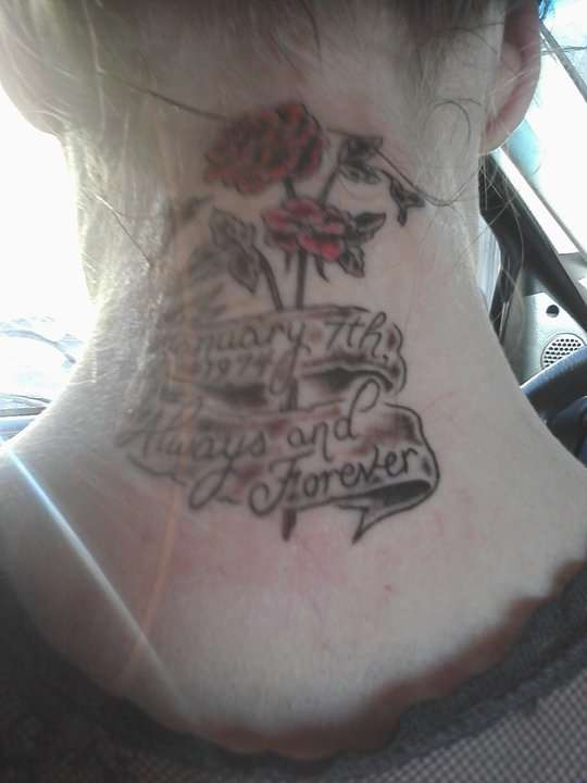 Always and Forever tattoo