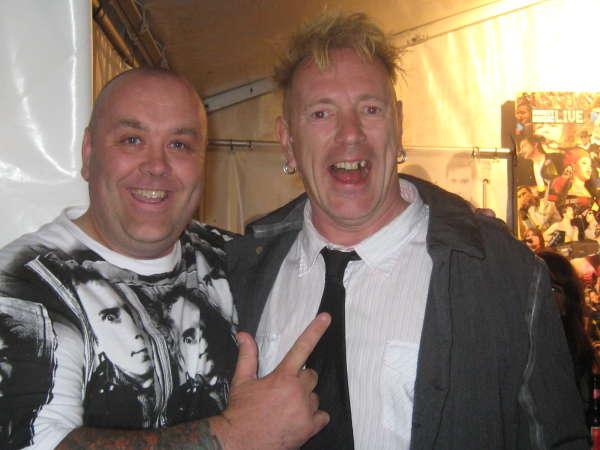 Claude & Rotten 2010 tattoo
