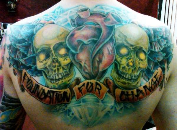 Ty Back DONE tattoo