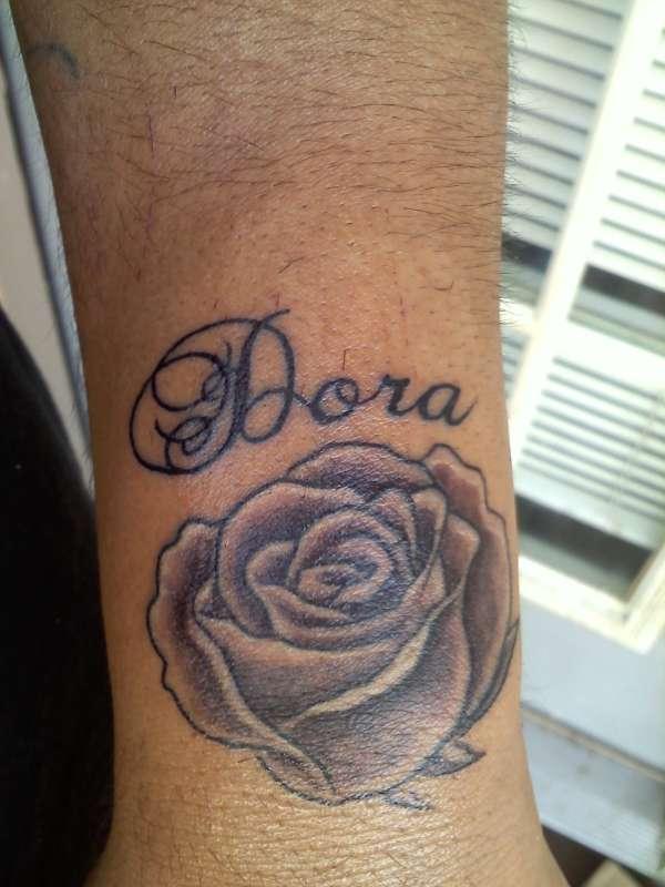 Moms name tattoo for Mom name tattoos
