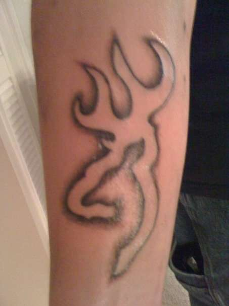 Browning Tattoo