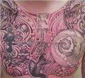 chest 1 tattoo