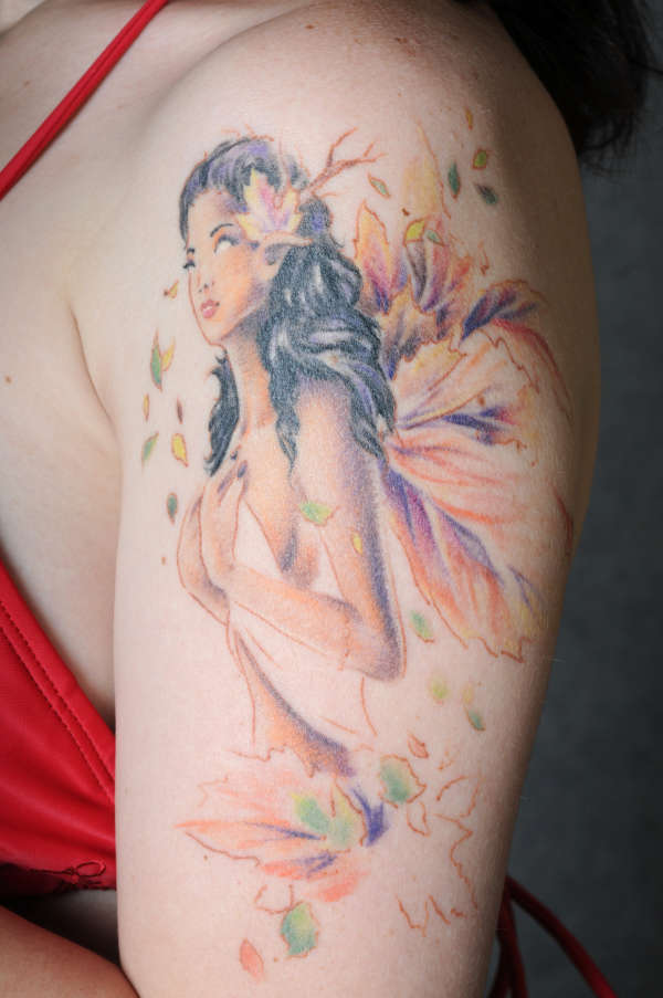 FaeryDae tattoo