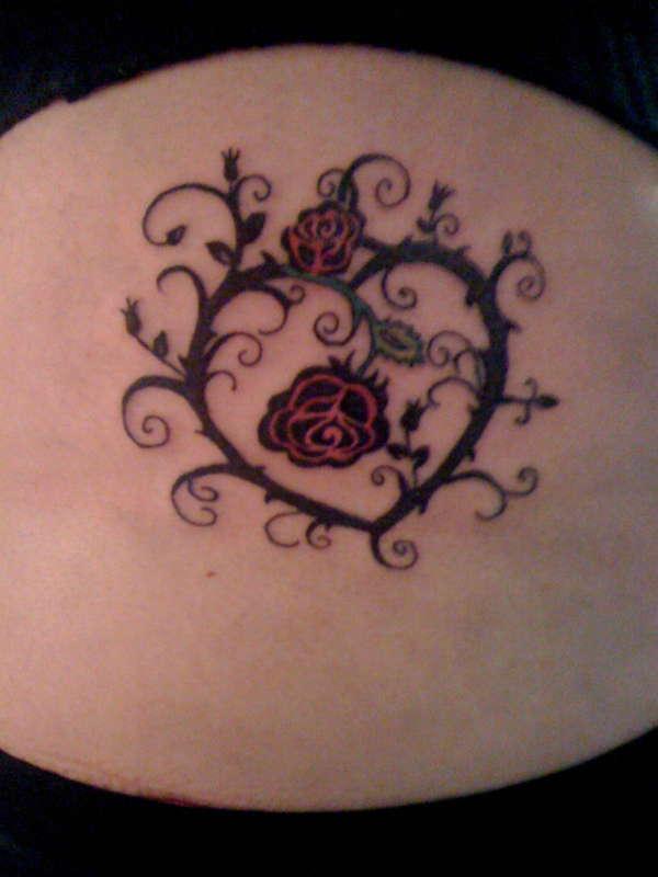 Badass heart tattoo for Badass first tattoos