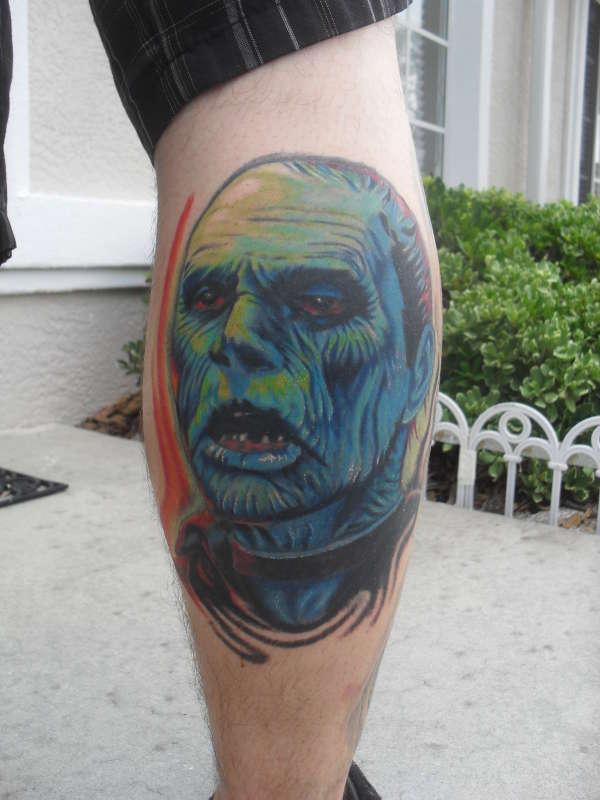 bub tattoo