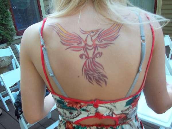phoenix 2 tattoo