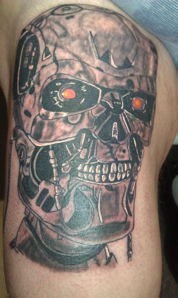 i'll be back.... tattoo