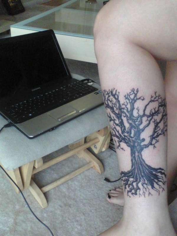 tree of life... tattoo
