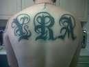 YRA tattoo