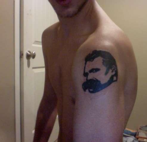 nietzsche tattoo